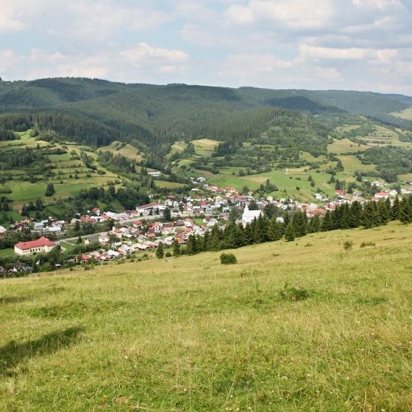 Obec Čierny Balog