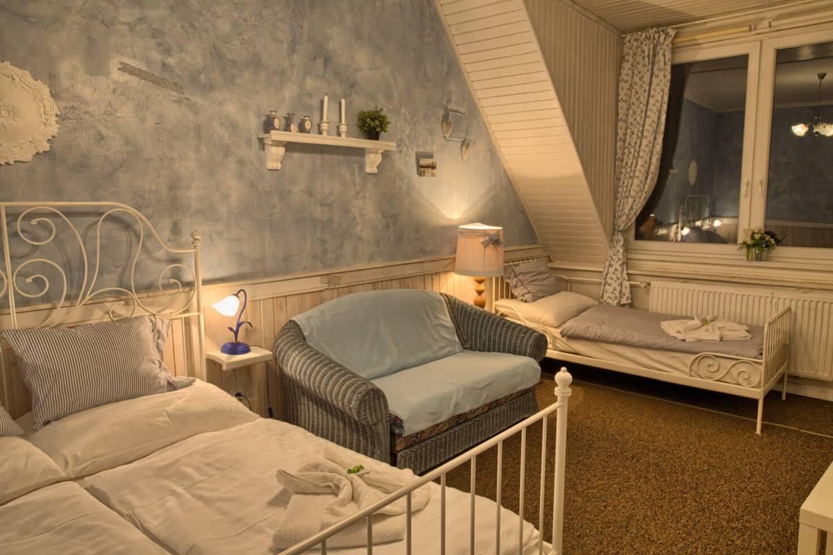 Hotel Zerrenpach v Osrblí